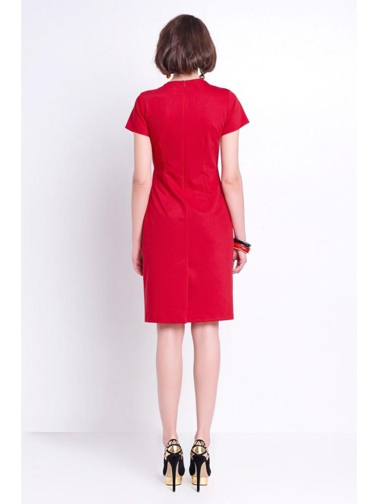 """Suknelė """"Rita"""" (Raudona)"""