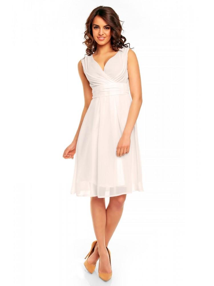 """Suknelė """"Chiffon"""" (Nebalintos drobės spalva)"""