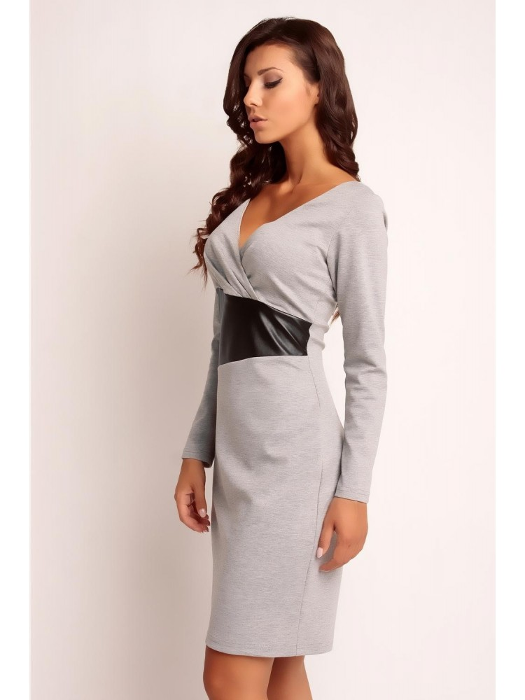 Suknelė Oriana (Pilka)