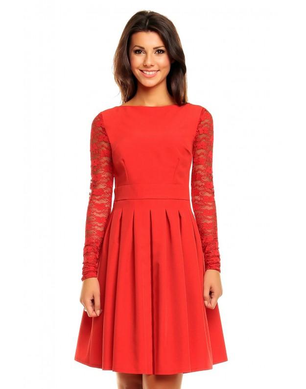 Suknelė Radvilė (Raudona)