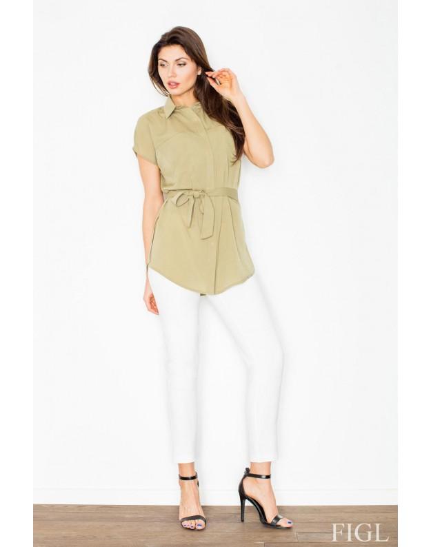 Marškinėliai Deira (Alyvų spalvos)