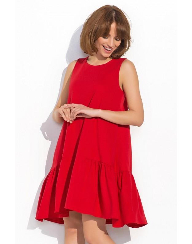 Suknelė Rūta (Raudona)
