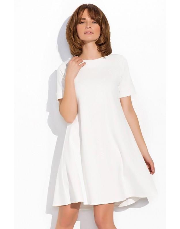 Suknelė KeyStone (Nebalintos drobės spalva)