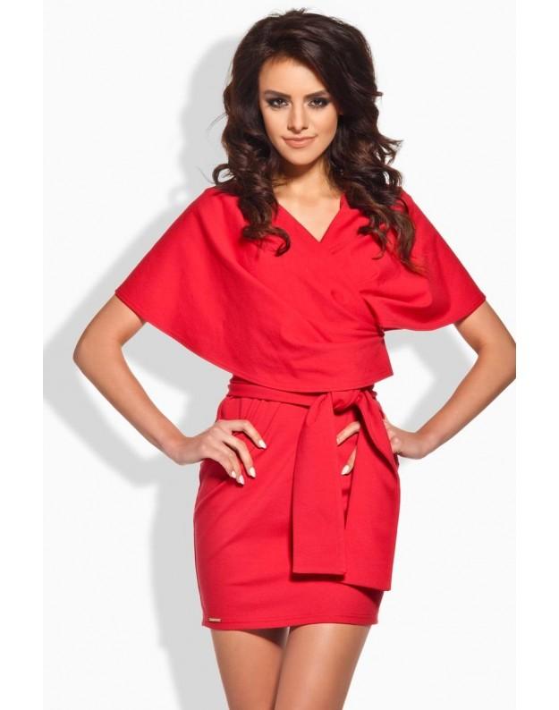 Seksuali suknelė (Raudona)