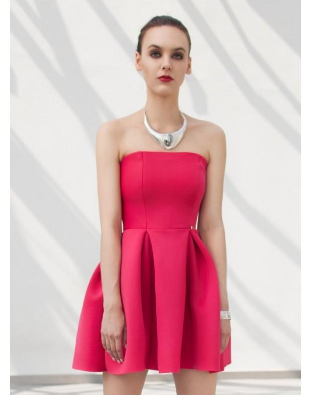 Proginė suknelė Agilė (Koralų)