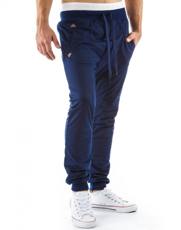 Baggy kelnės Mantas (Mėlynos)