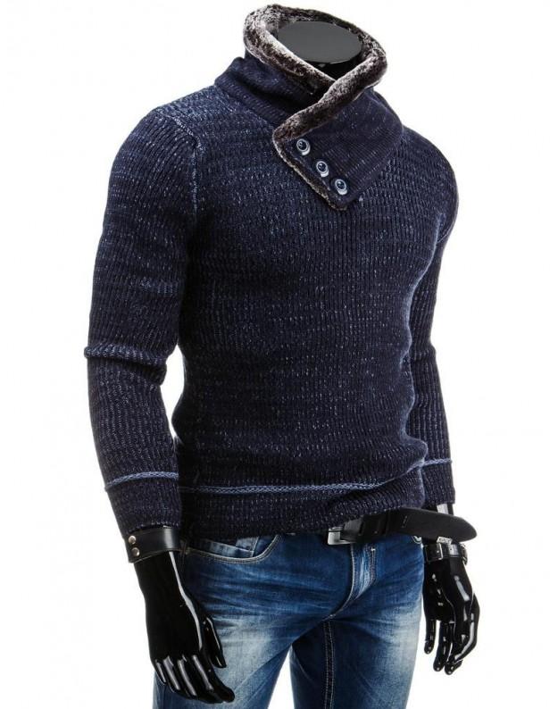 Vyriškas megztinis Nojus (Mėlynas)