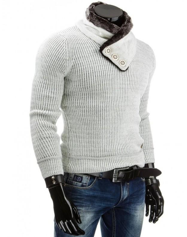 Vyriškas megztinis Nojus (Baltas)