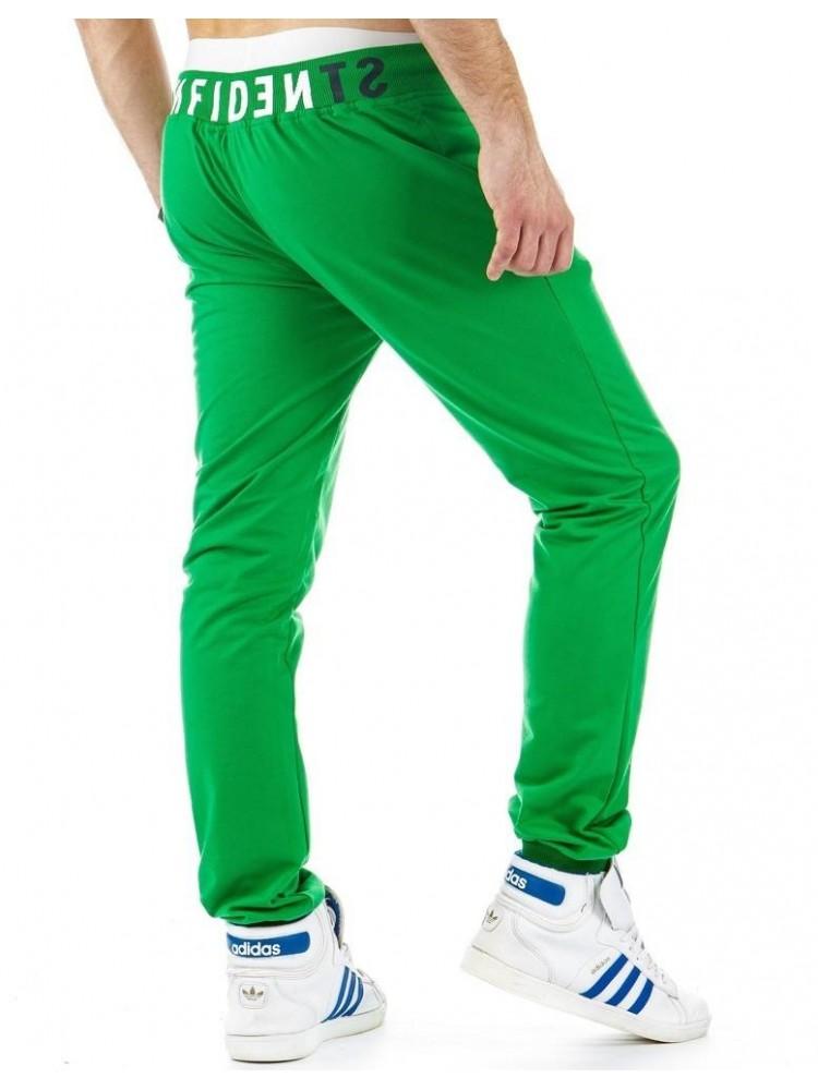 Sportinės kelnės Julius (Žalios)