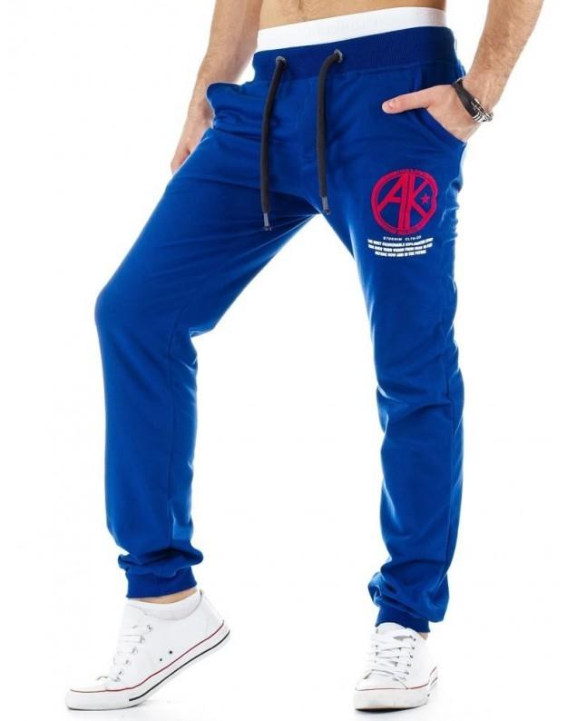 Sportinės kelnės Julius (Mėlynos)
