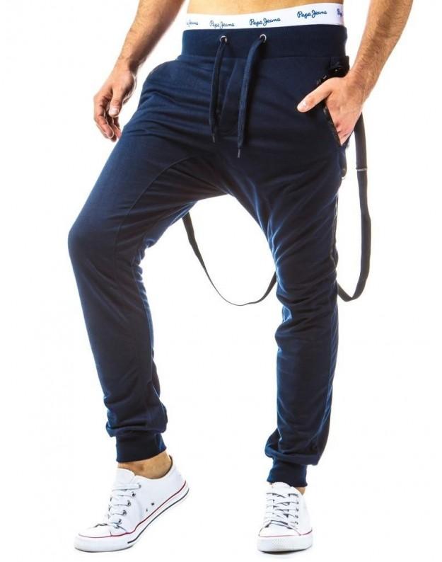 Sportinės kelnės Almas (Mėlynos)