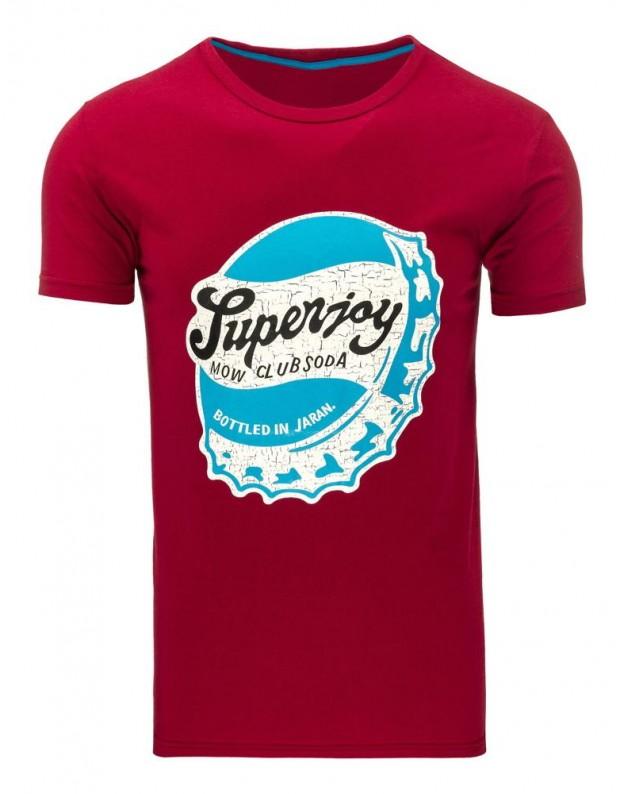 Marškinėliai Taylor (Raudoni)