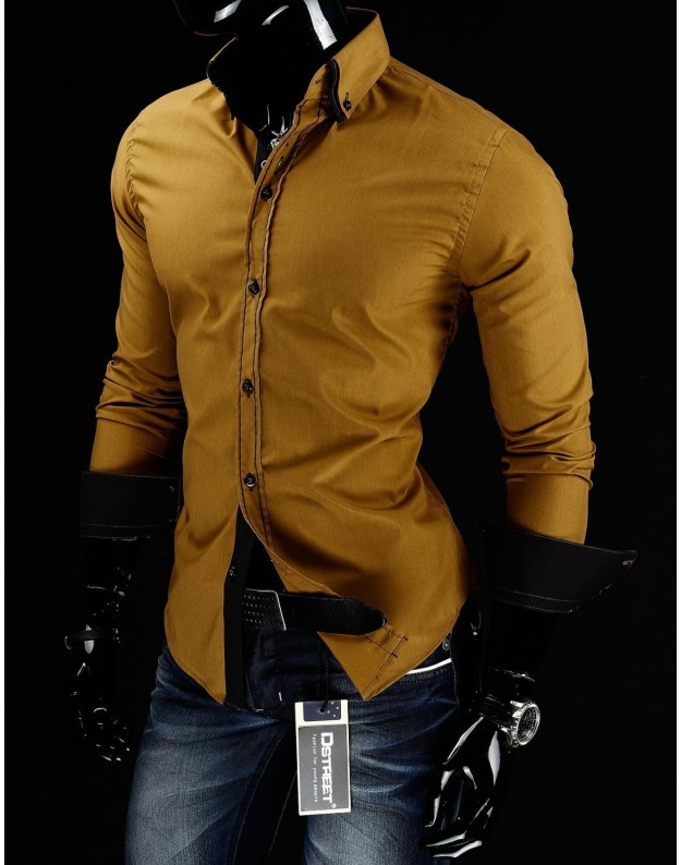 Marškiniai Tajus (Karameliniai)