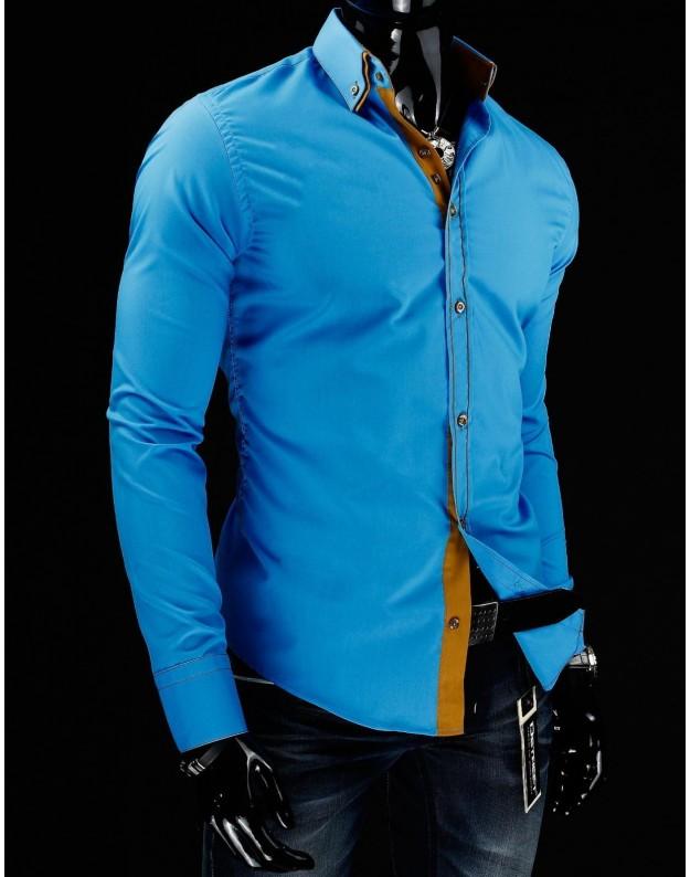 Marškiniai Tajus (Turkio spalvos)