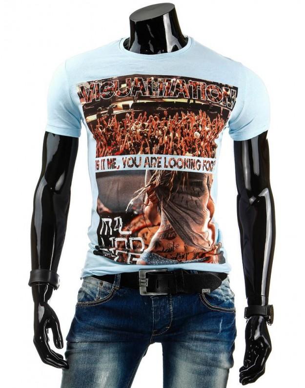 Marškinėliai Benas (Balti)