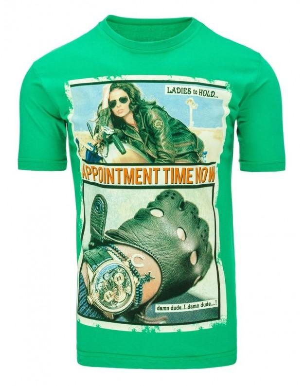 Marškinėliai Tacy (Žali)