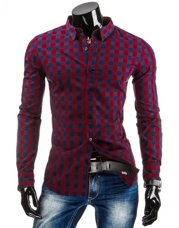 Marškiniai Audrius (Raudoni)