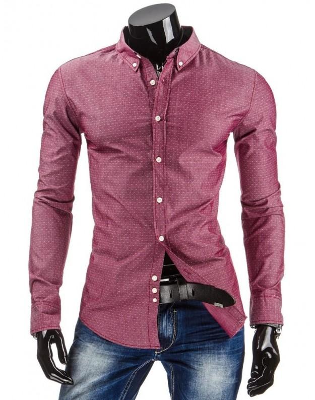 Marškiniai Benas (Raudoni)