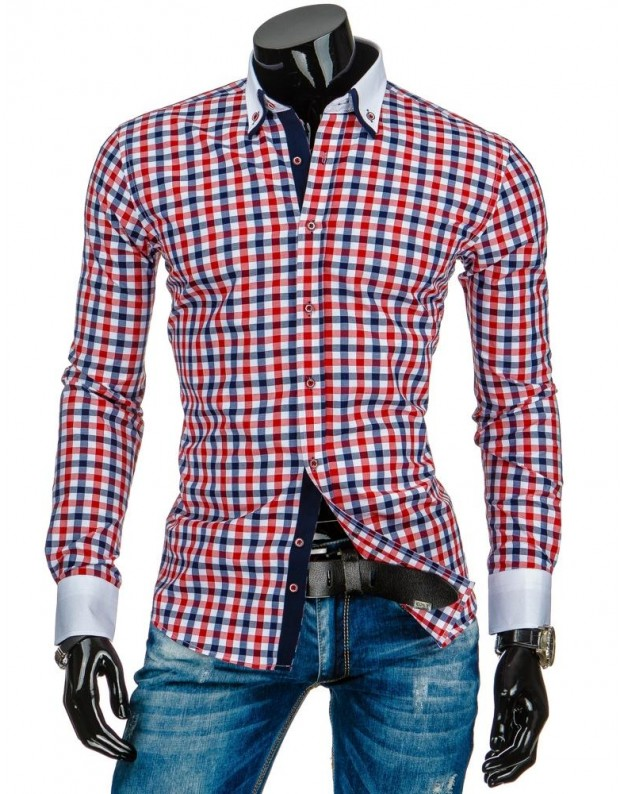 Marškiniai Mykolkas (Raudoni)