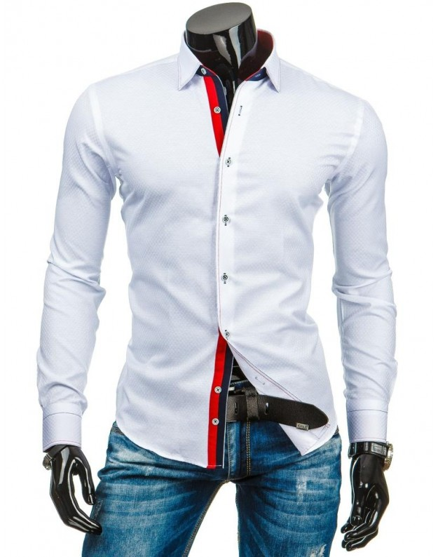 Marškiniai Sigis (Balti)