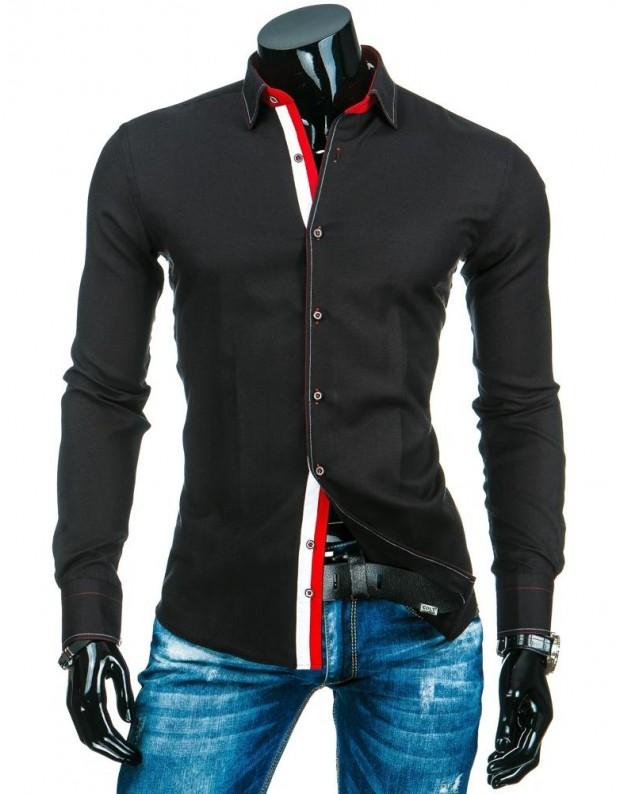Marškiniai Aironas (Juodi)
