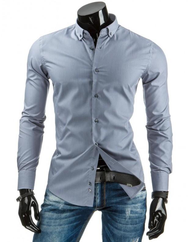 Marškiniai Tadas (Pilki)