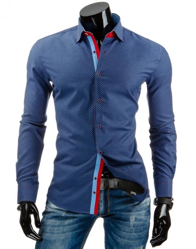 Marškiniai Sigis (Mėlyni)