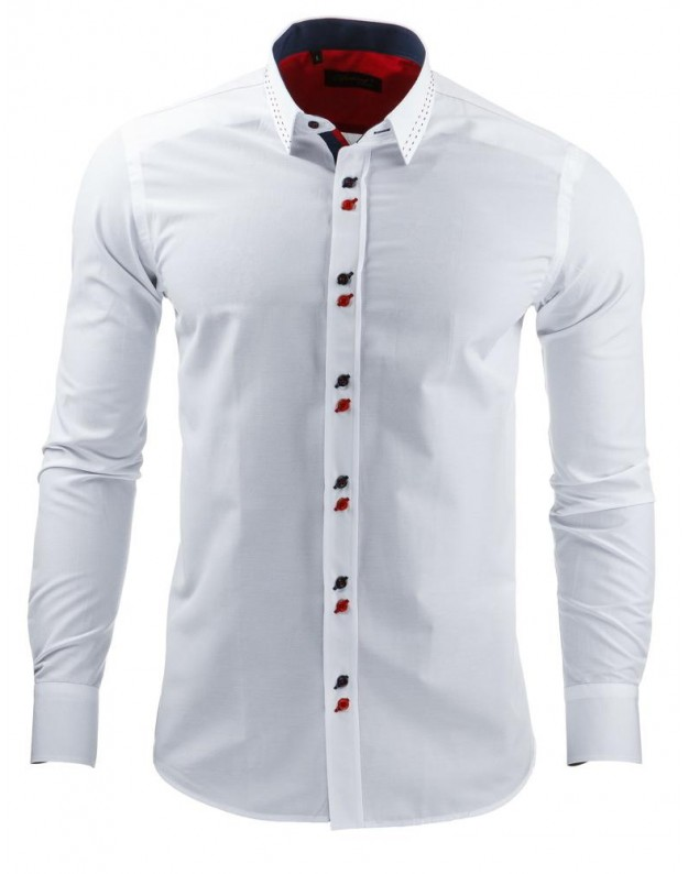 Marškiniai Tomas (Balti)