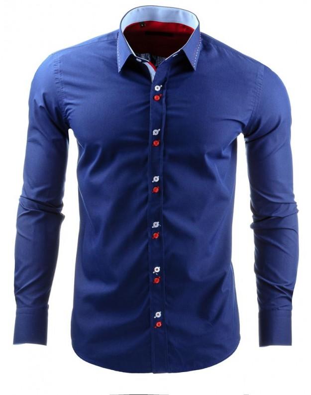 Marškiniai Tomas (Mėlyni)