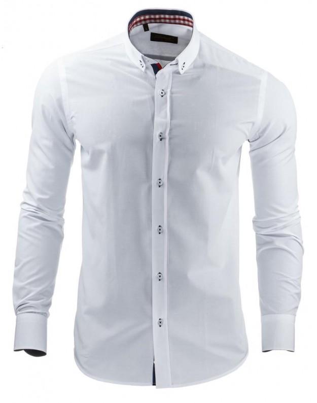 Marškiniai Tautvydas (Balti)