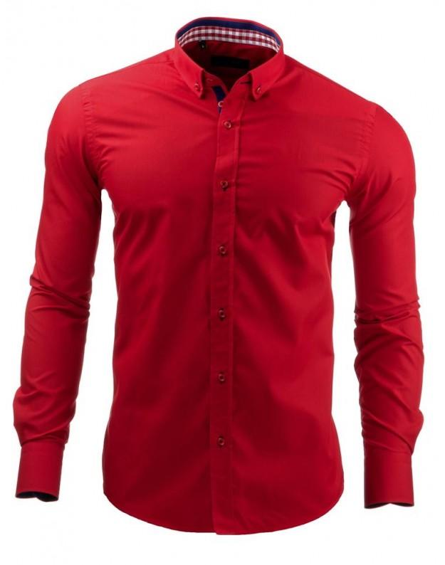 Marškiniai Tautvydas (Raudoni)