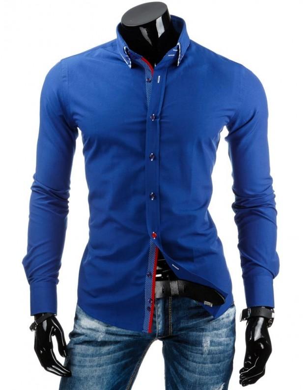 Marškiniai Julius (Mėlyni)