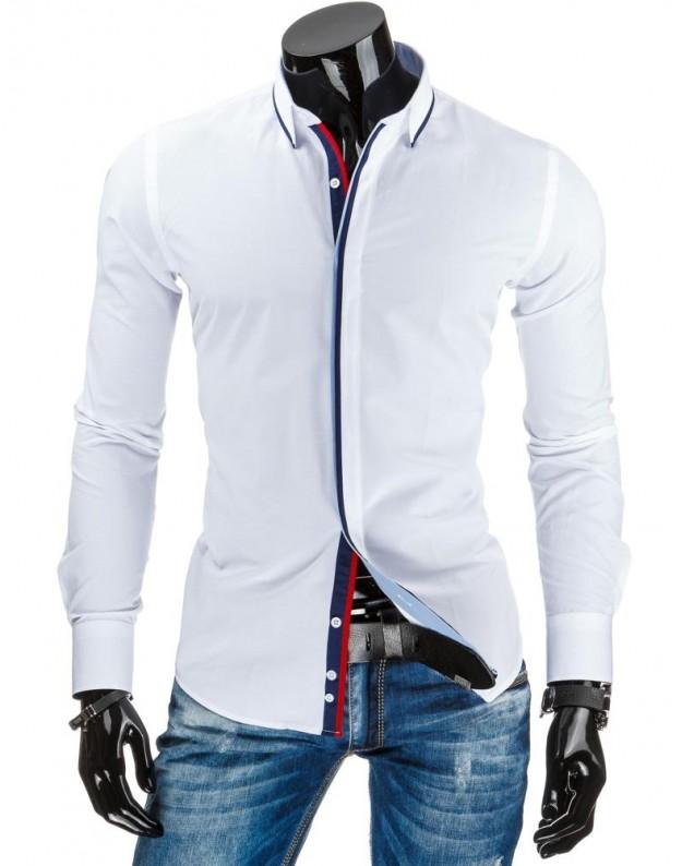 Marškiniai Taumantas (Balti)