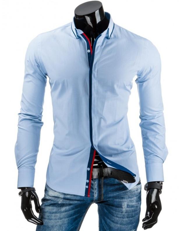 Marškiniai Taumantas (Mėlyni)