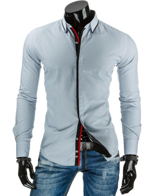 Marškiniai Taumantas (Pilki)