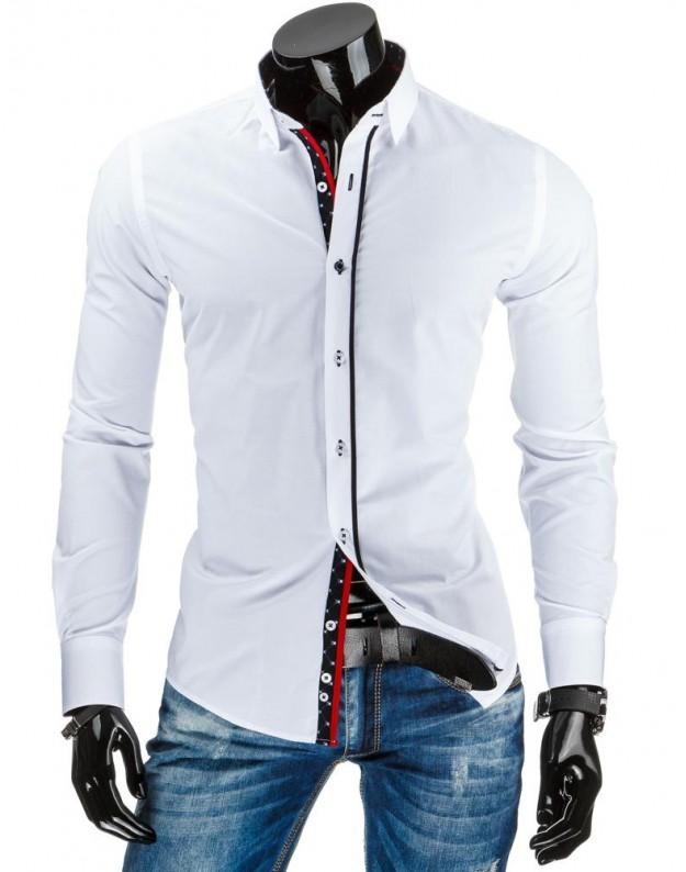 Marškiniai Aivaras (Balti)