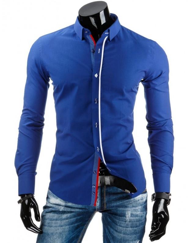 Marškiniai Aivaras (Mėlyni)