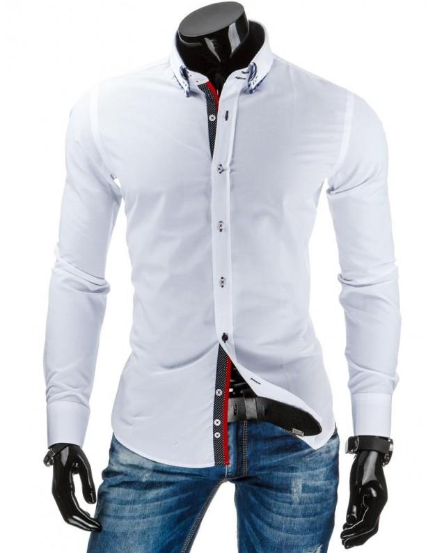 Marškiniai Julius (Balti)