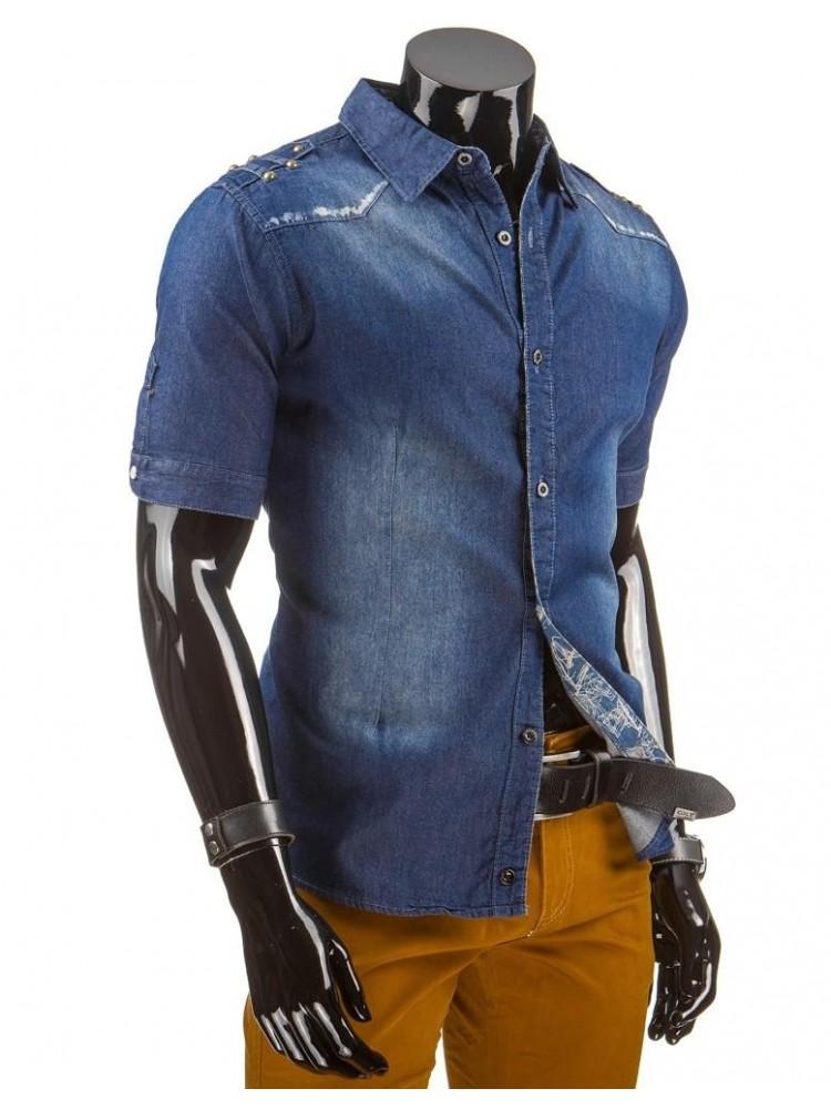 Marškiniai Lukas (Džinsiniai)