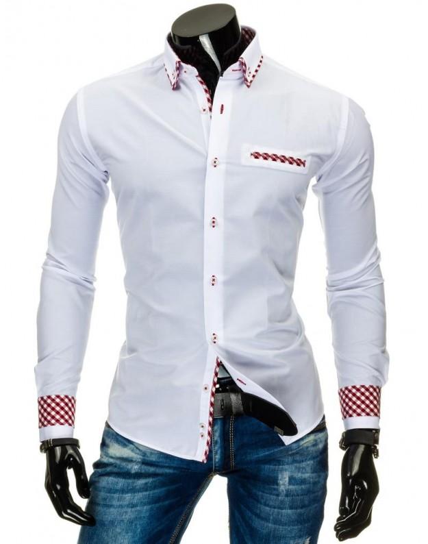 Marškiniai Jonas (Balti)