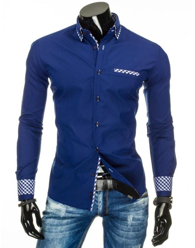 Marškiniai Vilmantas (Mėlyni)