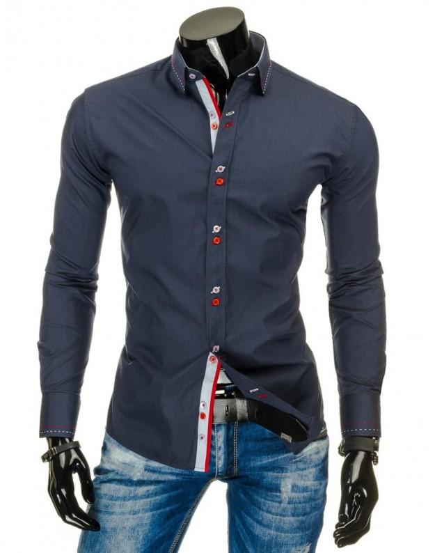 Marškiniai Martynas (Mėlyni)