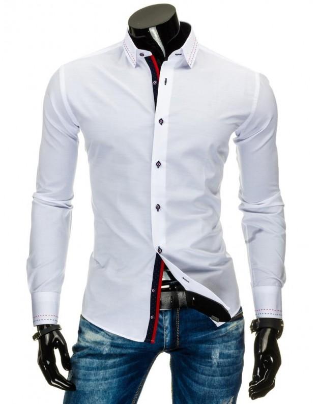 Marškiniai Mindaugas (Balti)