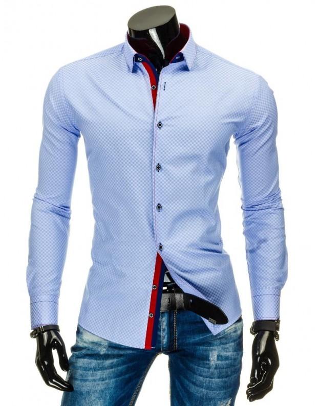 Marškiniai Laimonas (Mėlyni)