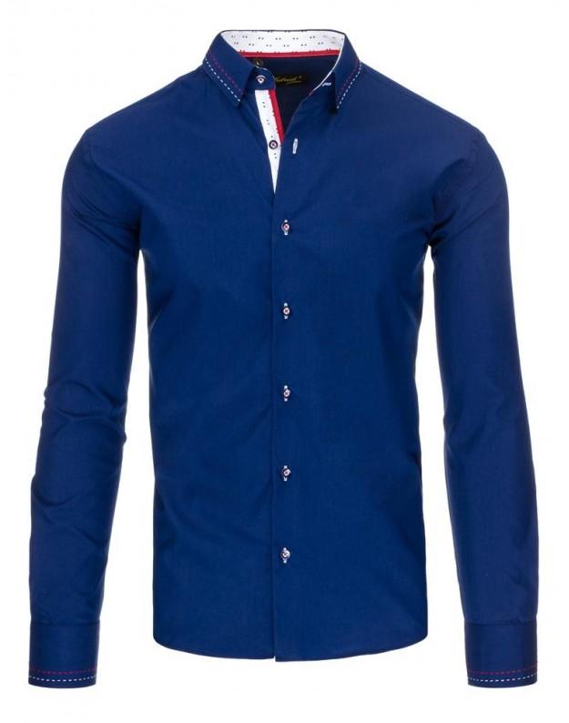 Marškiniai Gervaldas (Mėlyni)