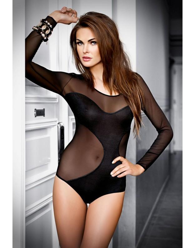 Body Brigita (Juodas)