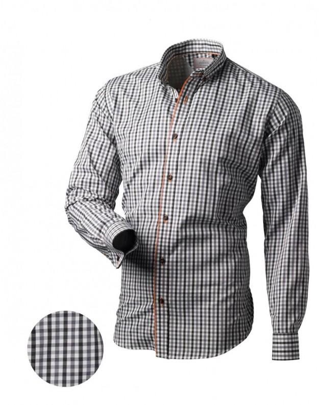 Stilingi marškiniai (Raudona)