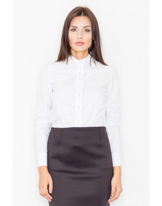Marškinėliai Marietė (Balta)