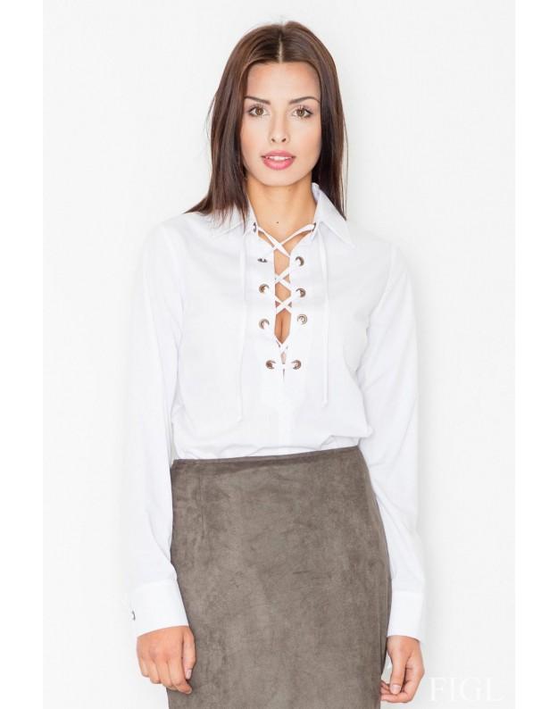 Marškinėliai Lexi (Balta)