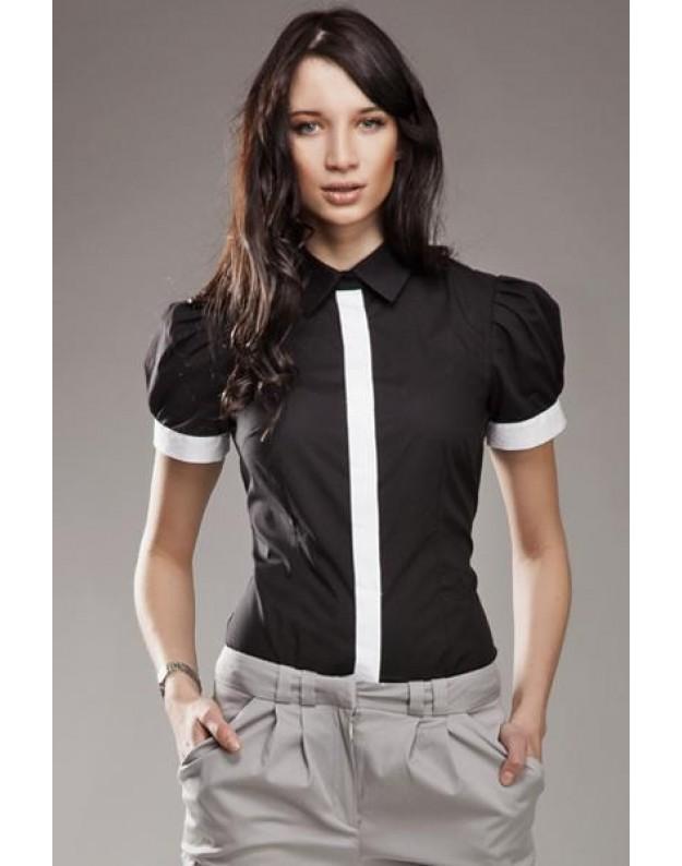 Marškinėliai trumpomis rankovėmis (Juodi)